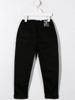 Moschino Kids - брюки с логотипом 635LRC69956669990000