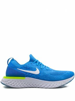 Nike - Epic React Flyknit low-top sneakers 66356995606565000000