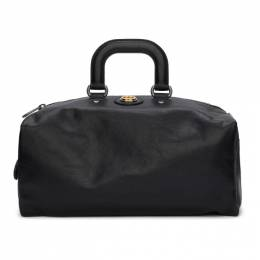Gucci Black Weekend Backpack Duffle Bag 192451M16900901GB