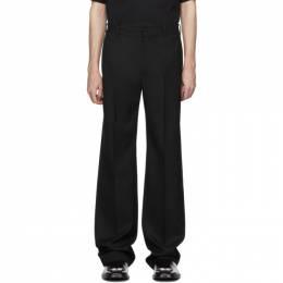 Balenciaga Black Tailored Trousers 192342M19101201GB