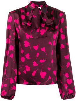 Semicouture - блузка с узором S5595695933000000000