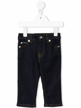 Dolce & Gabbana Kids - джинсы с пятью карманами F65LD859956860360000