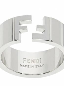 Fendi - logo detail ring 993B6895698800000000