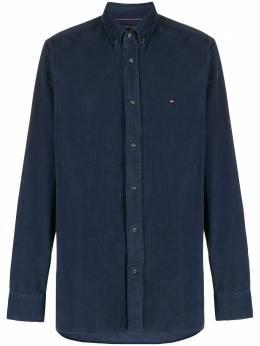 Tommy Hilfiger - вельветовая рубашка с логотипом MW966939569936900000