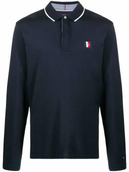 Tommy Hilfiger - рубашка-поло Sky Captain с логотипом MW996959569936300000