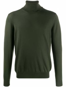Fay turtleneck relaxed-fit jumper NMMC1392440CQT