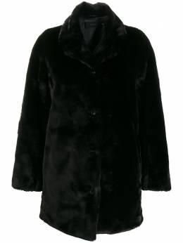 J Brand - boxy fit button down coat 60503956603690000000