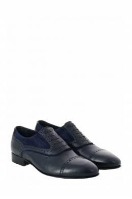 Темно-синие туфли из кожи Roberto Rossi 2995160744