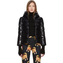 Herno Black Short Glossy Jacket 192829F06103202GB