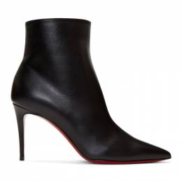 Christian Louboutin Black So Kate 85 Boots 192813F11300105GB