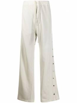 Rick Owens DRKSHDW - wide-leg drawstring trousers 9F6330F9555393000000