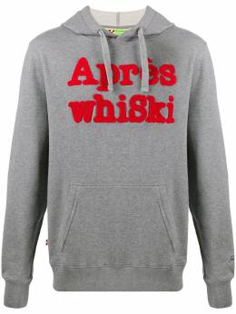 Mc2 Saint Barth Apres Whiski hoodie TRIBECAWHISKI