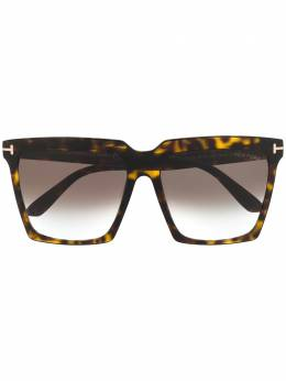 Tom Ford Eyewear square shaped sunglasses FT0764