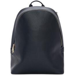Paul Smith Navy Multistripe Backpack 192260M16600901GB