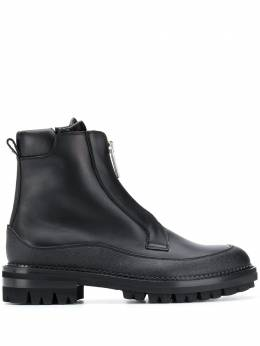 Dsquared2 - FLAT BOOTS WILLIAM ZIP 66906956666995633993