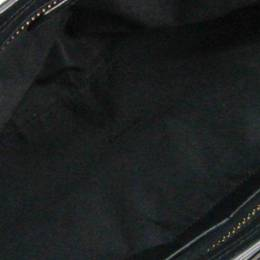 Coach Black Leather Swagger Tote 238344