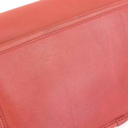 Coach Red Leather Dinky Crossbody Bag 238403