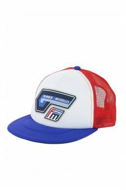 Разноцветная бейсболка Frankie Morello 1482161497