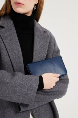 Синий кошелек из эко-кожи Stella McCartney 193161145