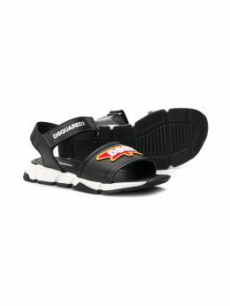 Dsquared2 Kids сандалии на липучке 59803