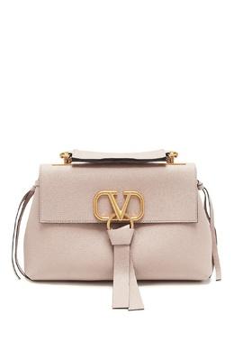 Розовая сумка на цепочке VRING Valentino 210157130