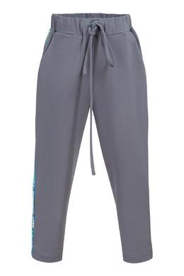 Серые трикотажные брюки с лампасами #MumOfSix 2642161475