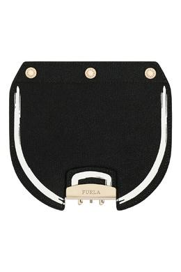Черный сменный клапан для сумки Metropolis Furla 1962161394