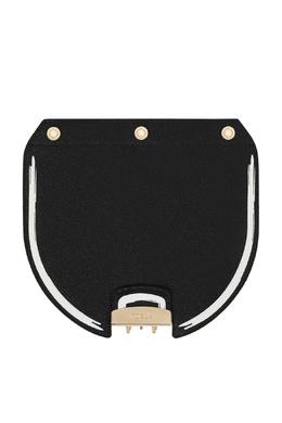 Черный сменный клапан для сумки Metropolis Furla 1962161382