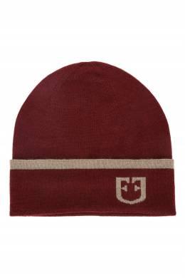 Бордовая шапка Noa Furla 1962161747