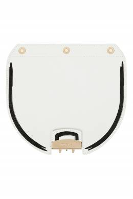 Клапан для сумки Metropolis белого цвета Furla 1962161766