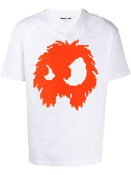 MCQ by Alexander McQueen футболка с принтом 291571RNT49