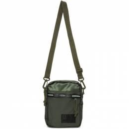 Eastpak Green Neighbourhood Edition One Messenger Bag EK83EA67