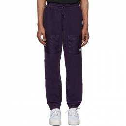 Adidas Originals Purple Vocal Track Pants 192751M19004702GB