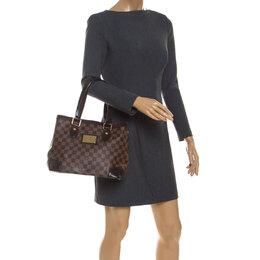 Louis Vuitton Damier Ebene Canvas Hampstead PM Bag 235829