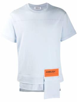 Ambush футболка с карманом 12111832