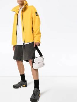 Adidas непромокаемая куртка с капюшоном DZ1411