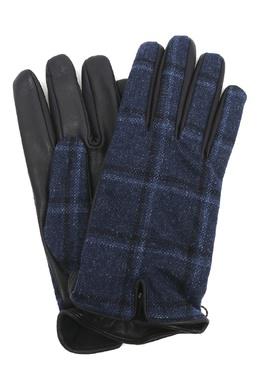 Кожаные перчатки с декором Etro 907158914