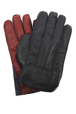 Перчатки из матовой кожи Etro 907158885