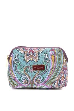 Яркая текстильная косметичка Etro 907159057