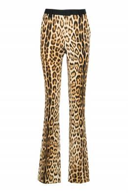 Леопардовые брюки Roberto Cavalli 314163548