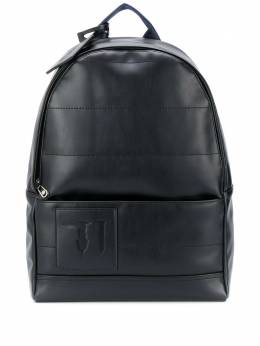 Trussardi Jeans рюкзак с нашивкой-логотипом 71B00128