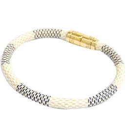 Louis Vuitton Keep It Damier Azur Bracelet 17cm