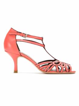 Sarah Chofakian strappy pumps JEANNEFN55FORR