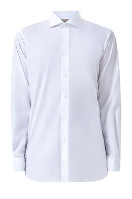 Белая рубашка свободного кроя Canali 1793162362