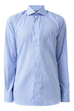 Рубашка с клетчатым узором Canali 1793162377