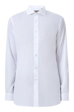 Кипенно-белая рубашка Canali 1793162370