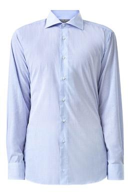 Рубашка светло-голубого цвета Canali 1793162379