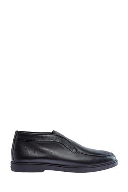Туфли с меховой подкладкой Santoni 1165162290