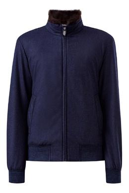 Куртка из шерстяной ткани Canali 1793162288