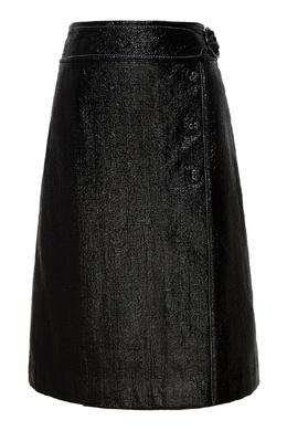 Короткая юбка из хлопка Marni 294163652